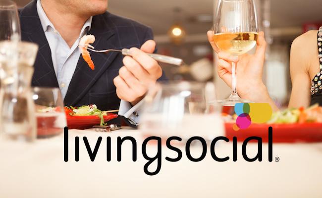 Photo de LivingSocial, l'un des géants de l'achat groupé, voit son chiffre d'affaires chuter de 30%