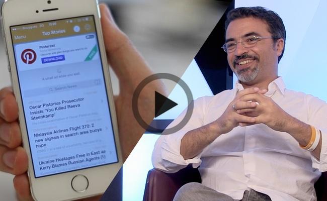 Photo de EXCLUSIF – AppsFire lance Brichter-San, un format publicitaire «pull to refresh» pour application mobile
