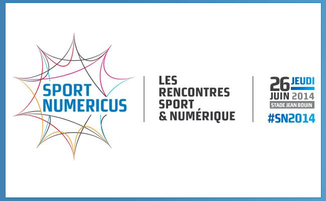 Photo de Sport Numericus 2014, les rencontres sport & numérique