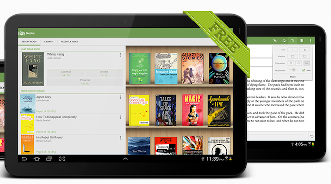 Photo de Le libraire Feedbooks rachète Adliko, une application de lecture sur e-book