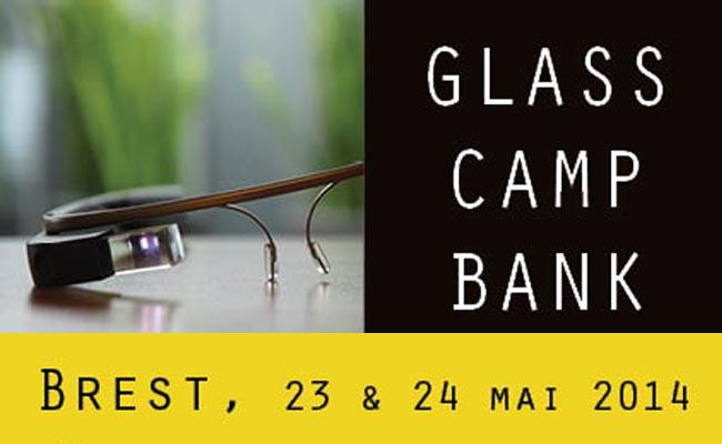 Photo de Glass Camp Bank, le premier hackathon breton sur les Google Glass