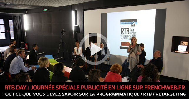 Photo de [RTB Day] VIDEO – La conférence RTB Day organisée par Frenchweb à l'Ecole 42