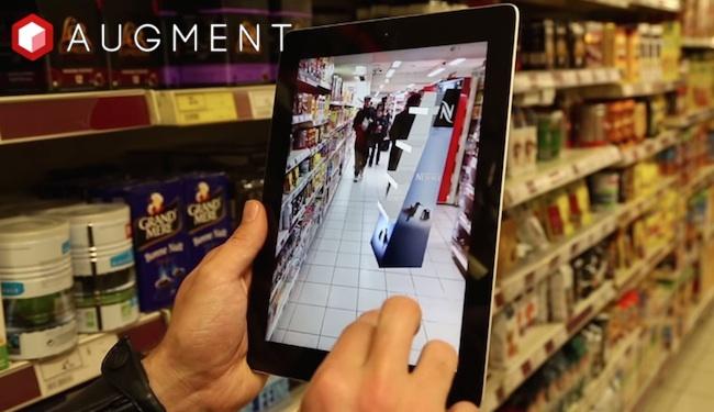 Photo de Réalité augmentée : le Français Augment part à Chicago pour séduire les grandes marques