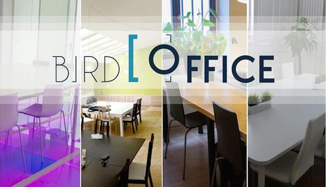 La start up du jour bird office pour trouver et r server une salle de r union de formation - Office des lectures du jour ...