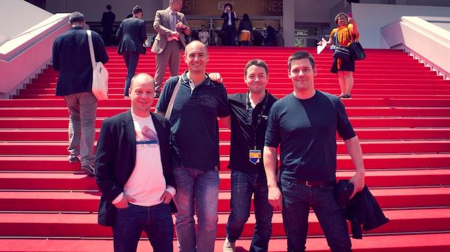 Photo de [Bon App'] Cannes en live, l'appli par et pour les passionnés du Festival de Cannes