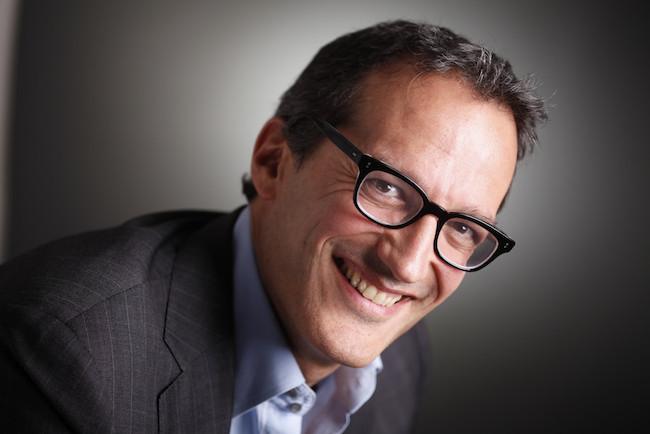 Dan Serfarty  PDG  Viadeo Séance pour VIADEO