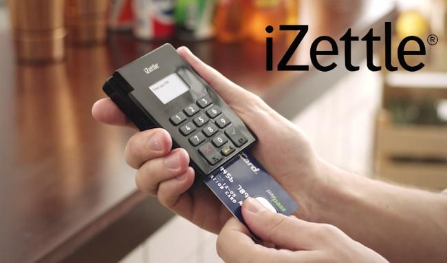 Photo de Paiement : la start-up suédoise iZettle, qualifiée de «Square européen», lève 40 millions d'euros