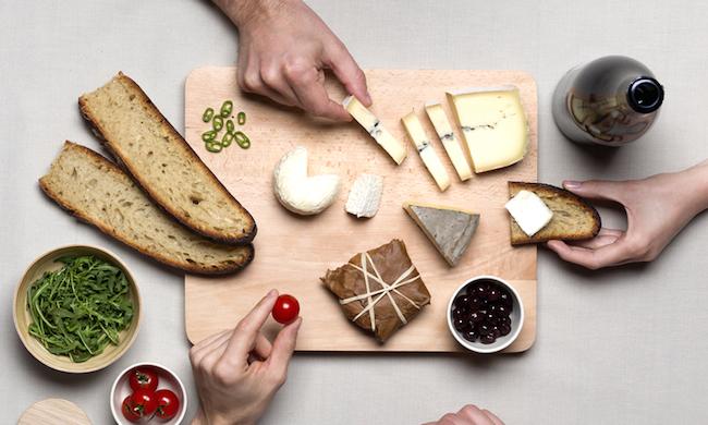 Photo de La start-up du jour : Les nouveaux fromagers, des box pour découvrir quatre fromages chaque mois