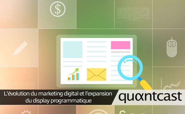 Photo de L'évolution du marketing digital et l'expansion du display programmatique – Atelier en ligne
