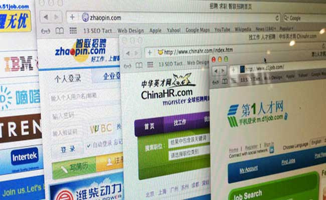 Photo de Le chinois Zhaopin veut s'introduire en bourse sur le NYSE