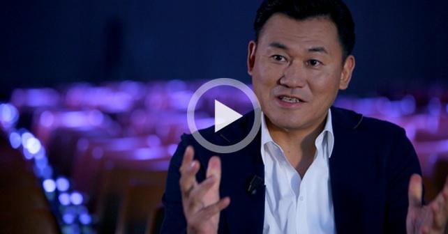 Photo de [Interview] Hiroshi Mikitani, PDG de Rakuten: «Un Rakuten-Café serait controversé en France»