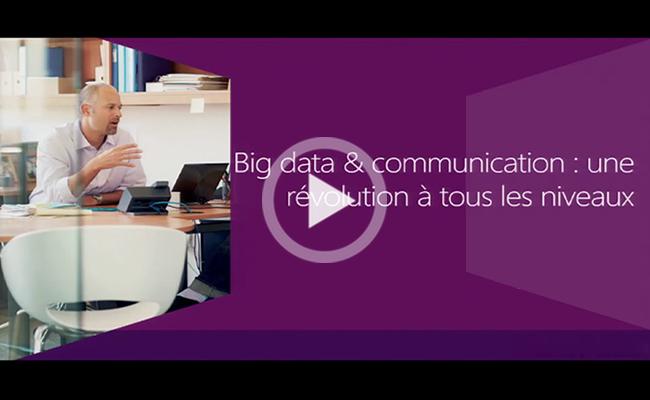 Photo de Big data & Communication : une révolution à tous les niveaux du marketing digital