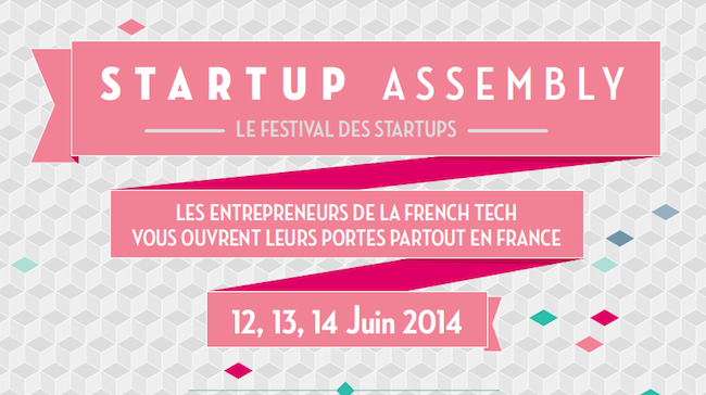 Photo de Startup Assembly: J- 10 avant l'ouverture des portes !