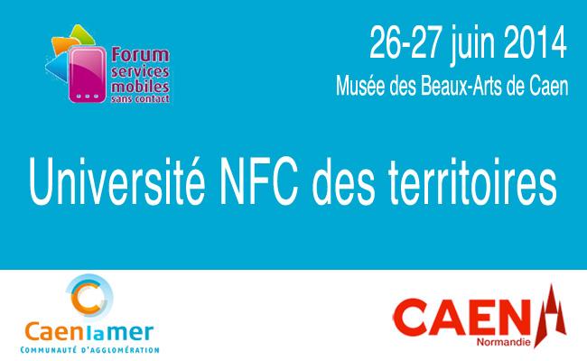 Photo de « Le Forum des services mobiles sans contact » organise la troisième édition de l'Université NFC des Territoires