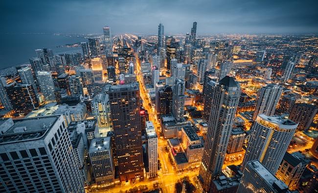 Photo de Chicago veut détecter les smartphones pour déterminer les mouvements des piétons