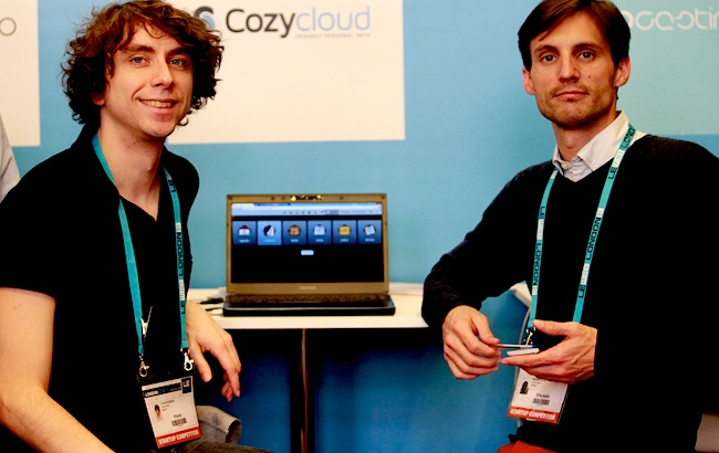 Photo de Cozy Cloud lève 4 millions d'euros pour percer dans le cloud personnel