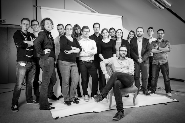 Photo de [Startup Assembly] Spread Button: « Une start-up, c'est un sprint qui se transforme en marathon »