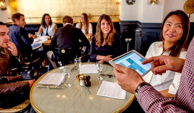 Photo de La start-up du jour: Tiller Systems, solution de gestion pour les restaurants