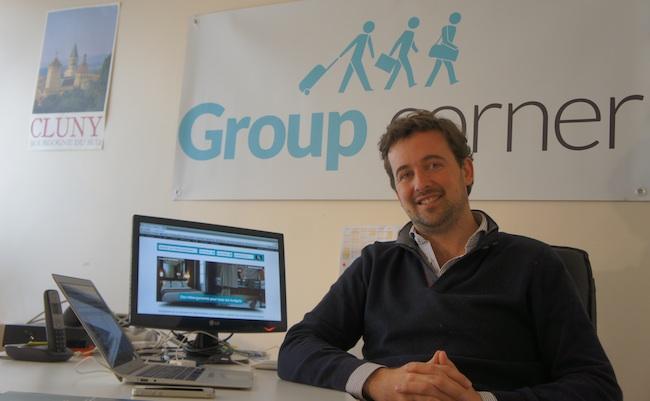Photo de La startup du jour: Groupcorner, le site de réservation d'hôtel spécial groupes