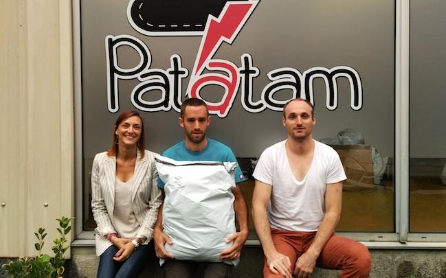 Photo de La start-up du jour: Patatam, le dépôt-vente en ligne de vêtements pour enfants