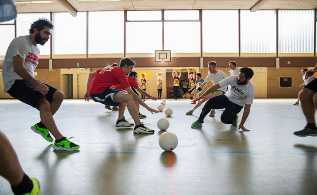 Photo de Startup Dodgeball Paris