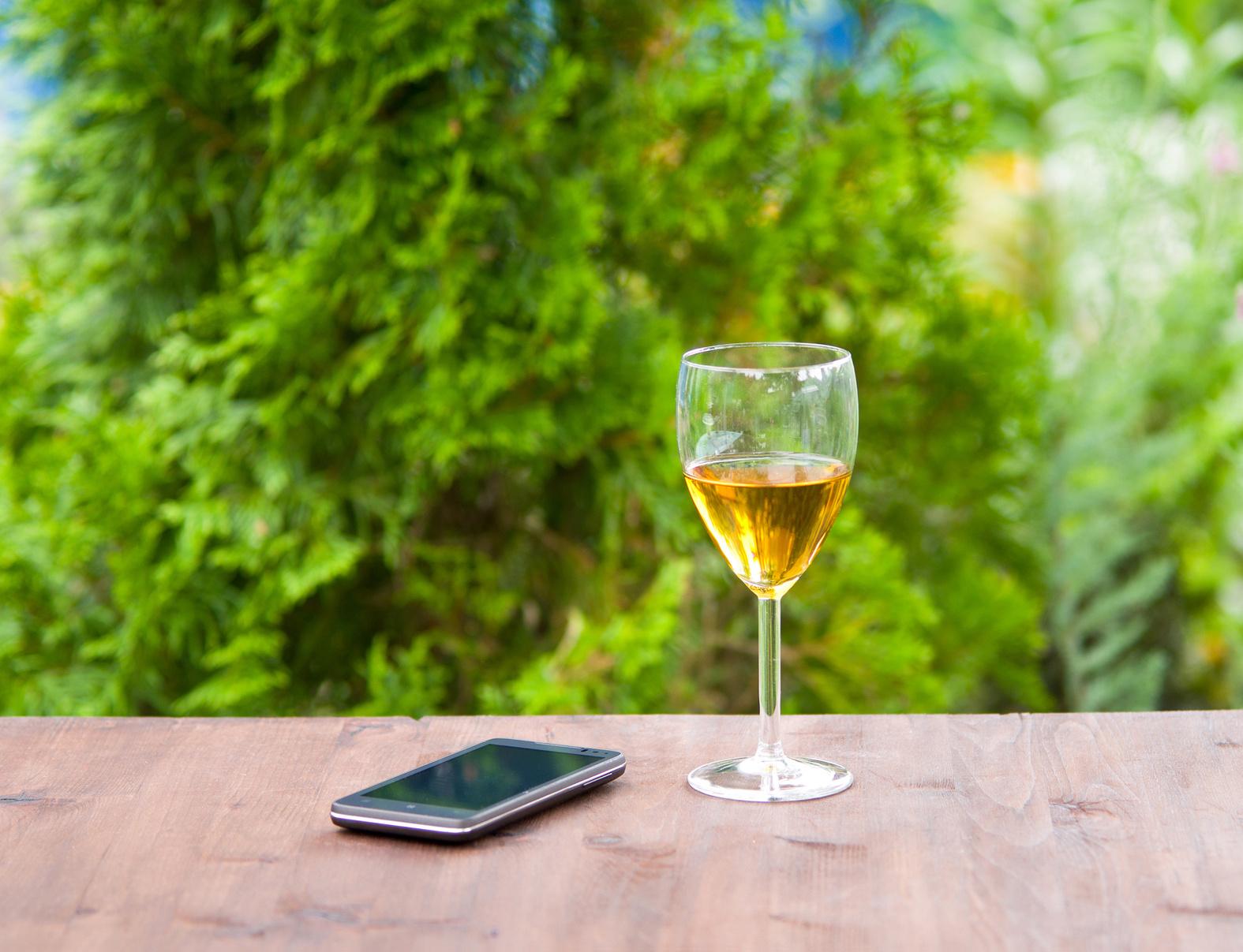 Vin smartphone