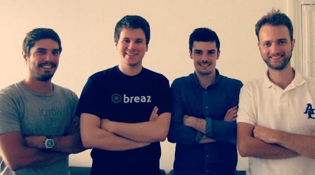 Photo de La start-up du jour: Breaz,  une plate-forme d'aide au recrutement des développeurs