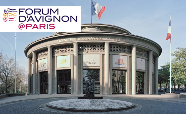 Forum d'Avignon @Paris : « Le premier forum culturel 100% data » - Decode Media