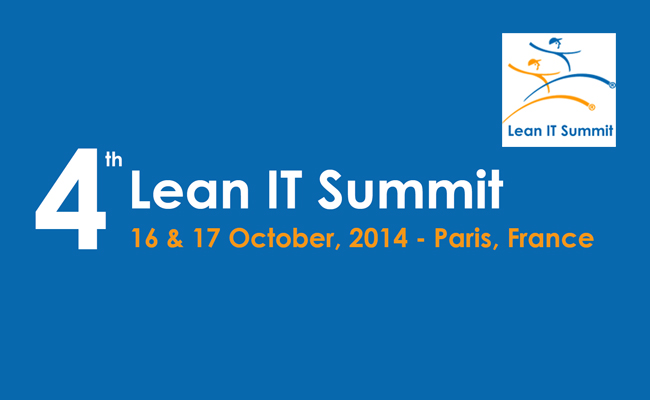 Photo de Lean IT Summit : l'événement du Lean Management et de l'informatique
