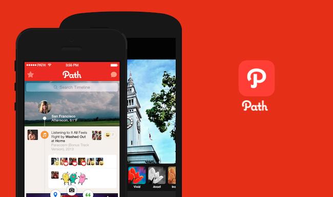 Photo de Apple : tour de Path passe dans les réseaux sociaux ?