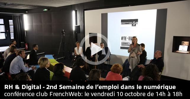 Photo de [Live][Conférence] RH & Digital: les nouveaux usages, les meilleures pratiques
