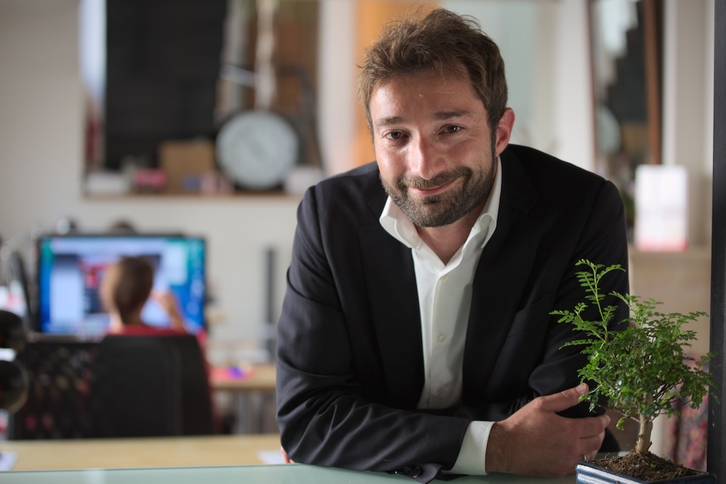 Photo de Romain Serman, connecteur d'entrepreneurs