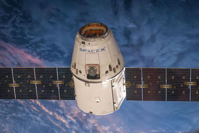 Photo de SpaceX d'Elon Musk remporte un contrat important avec la Nasa