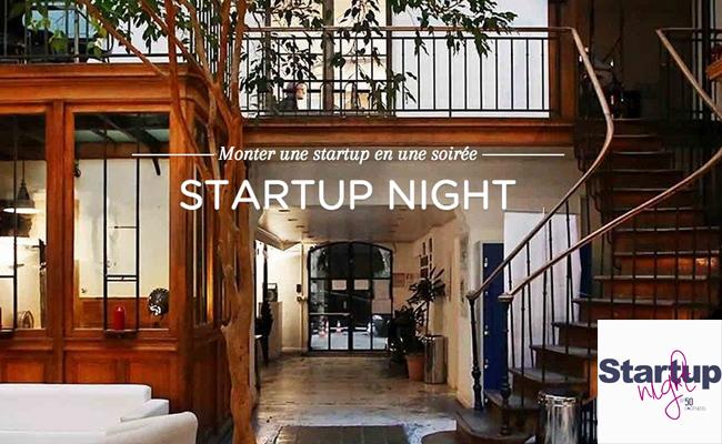 Photo de STARTUP NIGHT #2 : Monter une startup en une soirée !