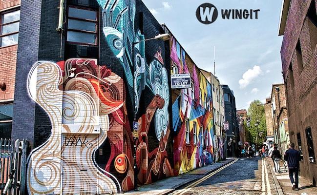 Photo de [Bon App] Après New-York et Tel Aviv, Wingit screene les bons plans en temps réel à Paris