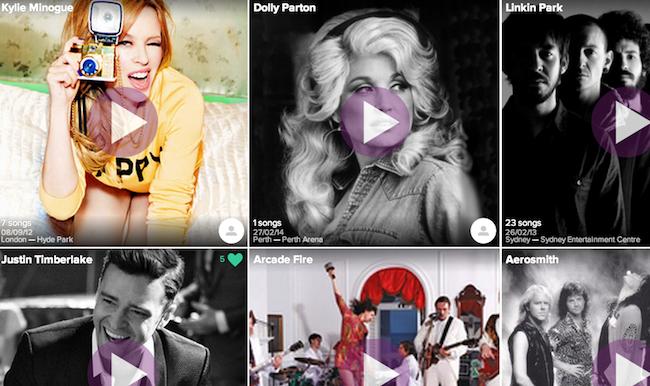 Photo de La start-up du jour: Evergig, le «Soundcloud» des vidéos de concerts, lance un outil pour les artistes