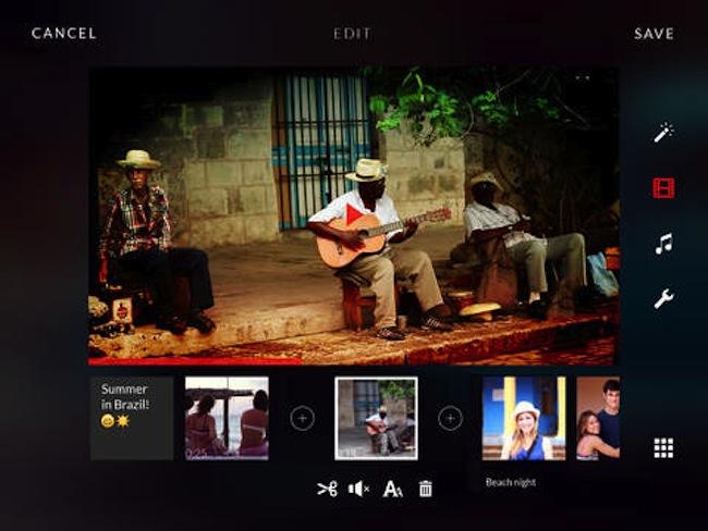 Photo de [Bon App'] Les Français de Stupeflix présentent Replay sur la keynote d'Apple