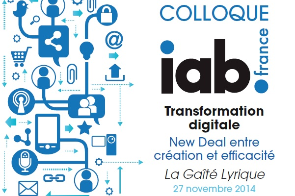 Photo de Colloque annuel IAB France 2014