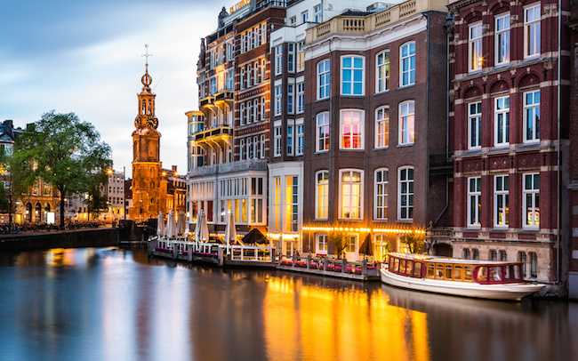 Photo de [Tour du monde] Amsterdam pousse les start-up à être au top