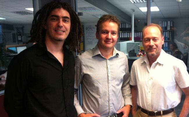 Photo de La start-up du jour: Places, un Dropbox peer-to-peer chiffré made in La Réunion