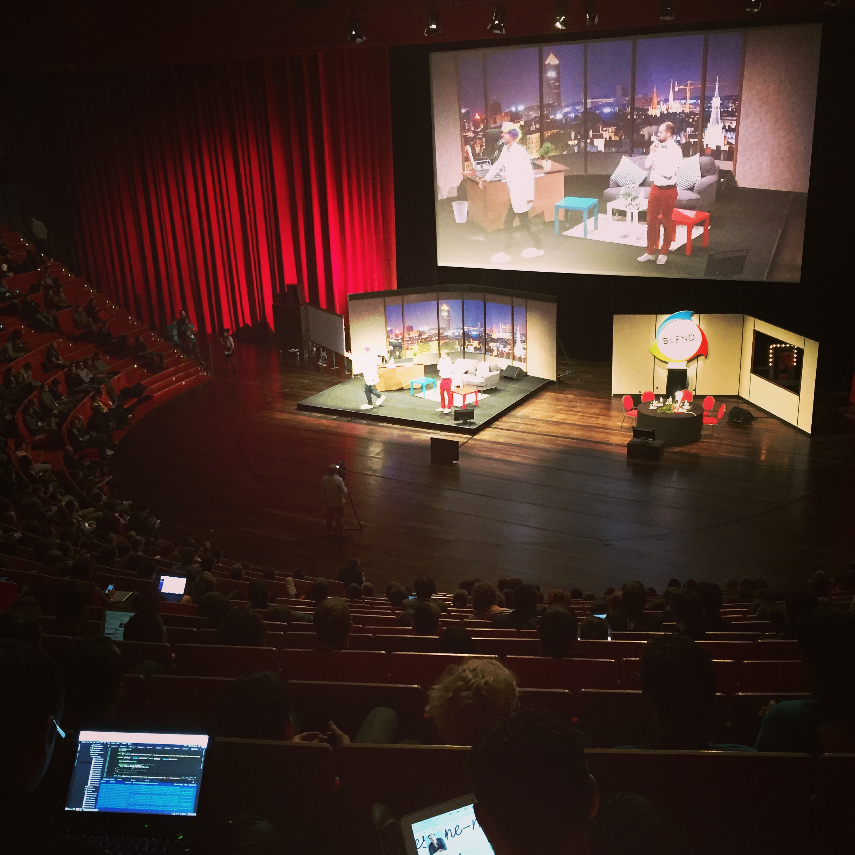 Photo de BlendWebMix, la conférence No Bullshit réunit plus de 2000 acteurs du net à Lyon