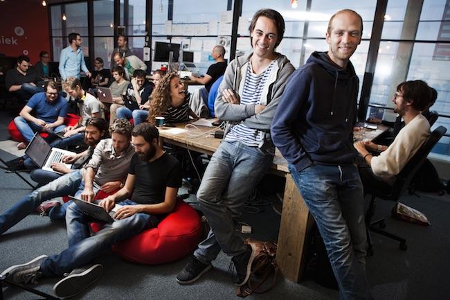 Photo de Le New York Times et Axel Springer investissent 3 millions de dollars dans Blendle