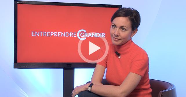 Photo de [Entreprendre C Grandir] Catherine Barba : « Nous voulons donner la niaque d'entreprendre aux Français »