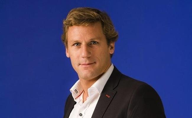 Photo de Damien Vincent, l'ex DG de Facebook France, investit dans Voitures noires
