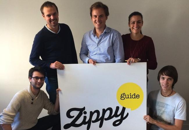 Photo de La start-up du jour: Zippy guide, le Booking .com du sport