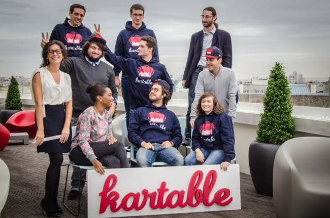 Photo de [Exclusif] Kartable lève 1,2 million d'euros pour faire la classe en ligne