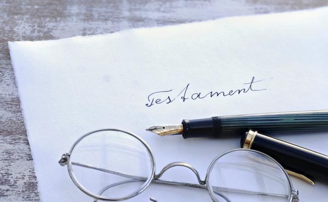 Photo de La start-up du jour: Testamento permet de rédiger un testament simple directement en ligne