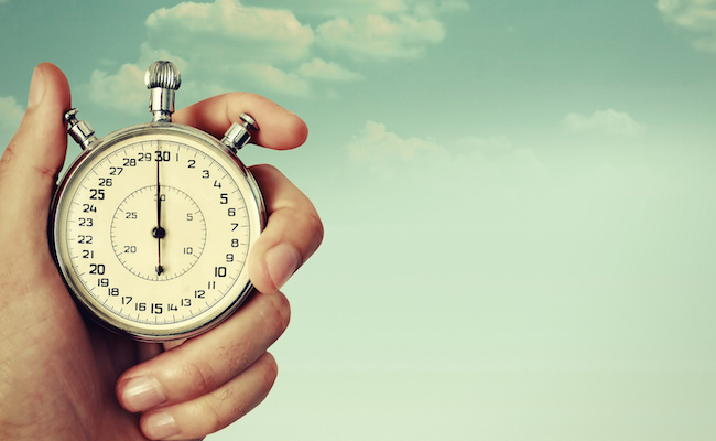 Old chronometer