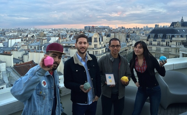 Photo de La start-up du jour : Phonotonic change les gestes en musique