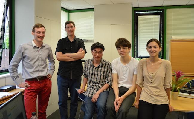 Photo de La start-up du jour : UPfit, un maître-ruban numérique pour choisir la bonne taille